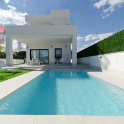 Villa - New build - La marina - El Pinet