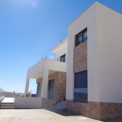 Chalet - New build - Ciudad Quesada - Monte Golf