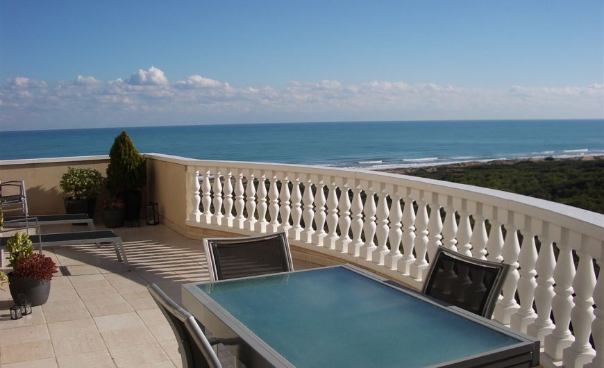 Sale - Penthouse - Guardamar - Portico Mar